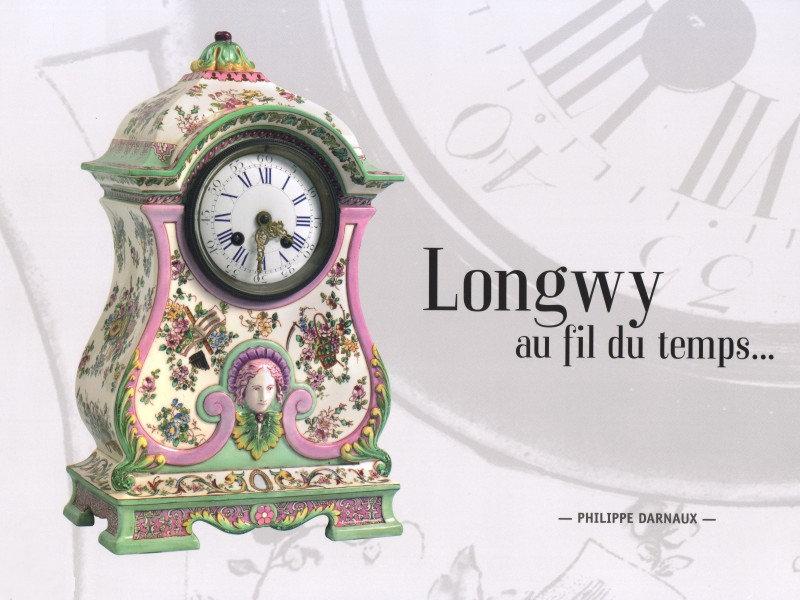 Longwy Enamels Emaux de Longwy Dreyfus French book by D